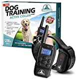 Pet Union PT0Z1 Premium Dog Training Shock Collar, Fully Waterproof, 1200ft Range