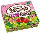 明治 きのこの山いちご&ショコラ 64g ×10箱