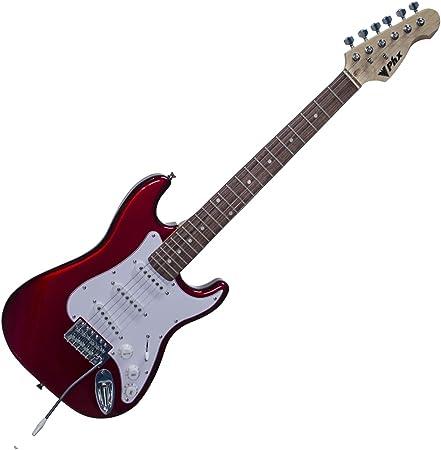 Guitarra Phx Strato Junior 3/4 Vermelha Ist1 Mrd
