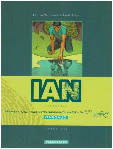 IAN - Intégrale complète - tome 1 - Sans titre