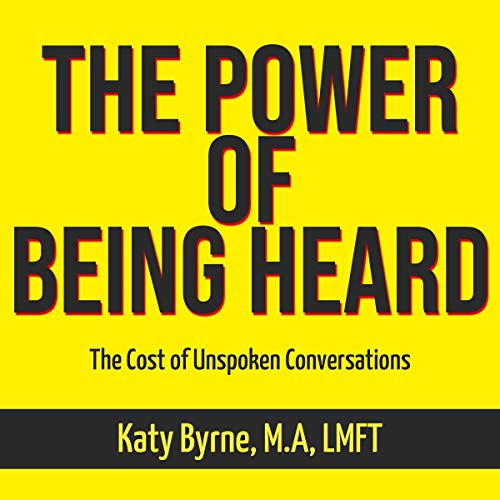 The Power of Being Heard cover art