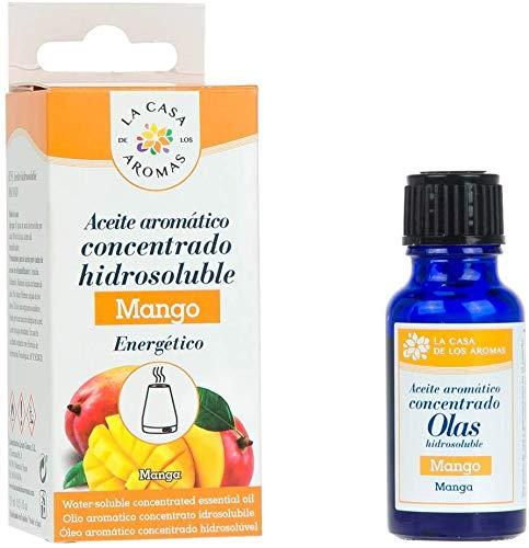 La Casa de los Aromas Aceite hidrosoluble 15ml Mango