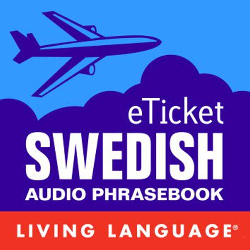 eTicket Swedish audiobook cover art