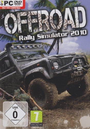 Offroad Rally Simulator 2010