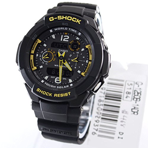 G-Shock Tough Solar Gravity Defier Grey Dial Men