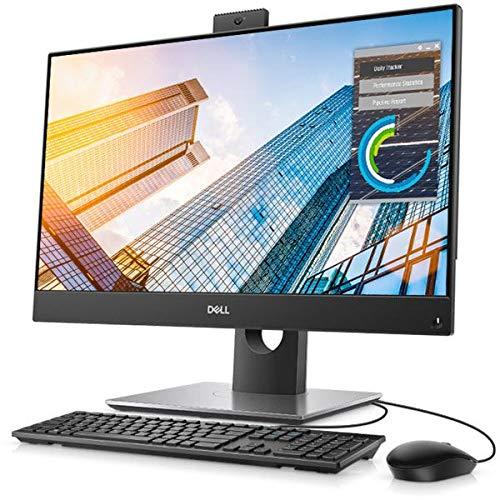 Dell OptiPlex 24 7470 All-in-one, Intel Core i7-9700, 8GB RAM, 1TB SATA, 23.8' 1920x1080 FHD, DVD-RW, Dell 3 YR WTY + EuroPC Warranty Assist, (Renewed)