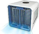 Mini Condizionatore, Ventilatori Portatile, Climatizzatore, Umidificatore Ad Acqua, Con USB Air...