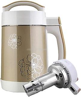 MFKSLEIBDL Ménage Juicer Blender soja lait machine sans filtre automatique Soymilk machine multifonction Juicing machine i...