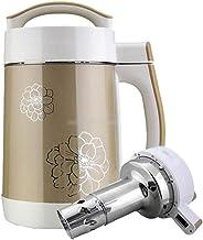 MBBJJ Ménage Juicer Blender soja Lait Machine sans Filtre Automatique Soymilk Machine Multifonction Juicing Machine Intell...