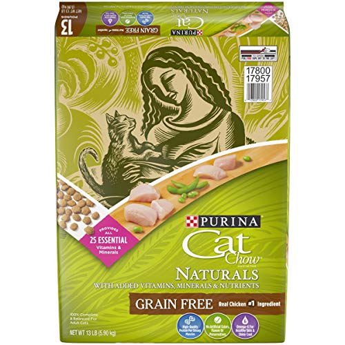 Natural Grain Free Cat Food