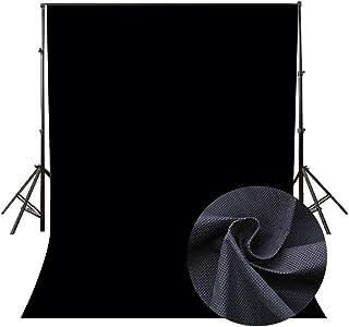 Cenário fotográfico LEDMOMO, fundo de fotografia de cor sólida não tecido, pano de fundo fotográfico estúdio fotográfico f...