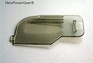 NewPowerGear Bobbin Cover Plate Replacement for Sew Machine Babylock BL137A, BL137A2, BL200A (Elizabeth), BL40, BL40A (Grace), BL50A (Rachel)