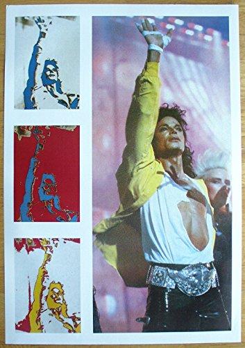 Michael Jackson Poster Nr. 5 Format 57 x 88 cm Original von 1992