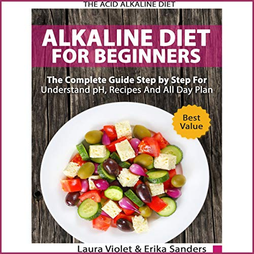 The Acid Alkaline Diet for Beginners audiobook cover art