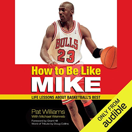 How to Be Like Mike audiobook cover art
