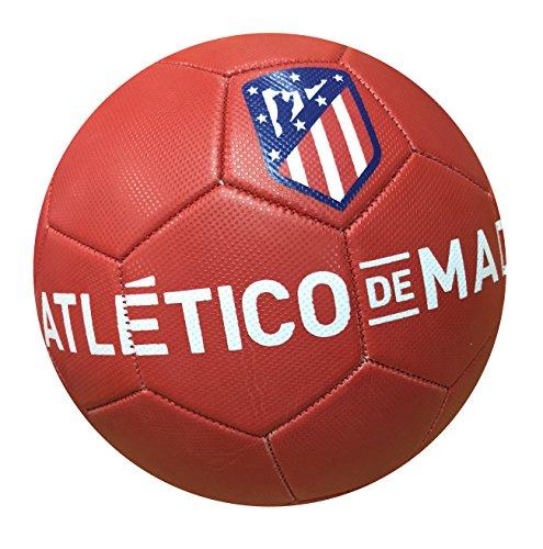 Balon Oficial Atletico Madrid - Size 5 - Clasico Rojo