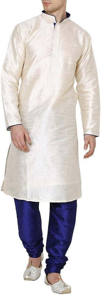 Royal Kurta Men's Silk Popular Great interest Churidhar