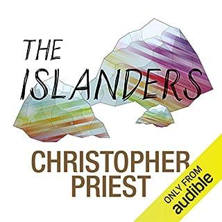 The Islanders audiobook cover art
