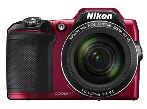 Nikon COOLPIX L840 Digital Camera with 38x Optical Zoom...
