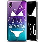 Ultra-Slim Case for 5.93 Inch Wiko View 2 Go - Summer Let's