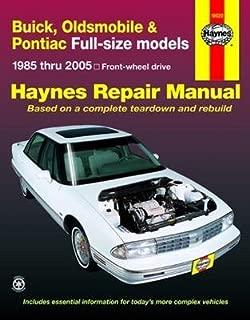 Best 1995 buick lesabre manual Reviews
