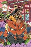 FPRW Rompecabezas 1000 Piezas, Naruto Gama Dibujos Animados Anime Rompecabezas para Adultos Naruto Puzzle 1000 Piezas Juegos Niños Niños Juguetes