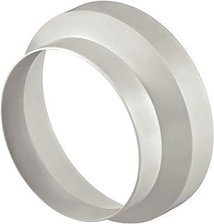 Xavax 00110836 Reduzierstück für Dunstabzugshaube, Verkleinerung Durchmesser 150 auf 125 mm