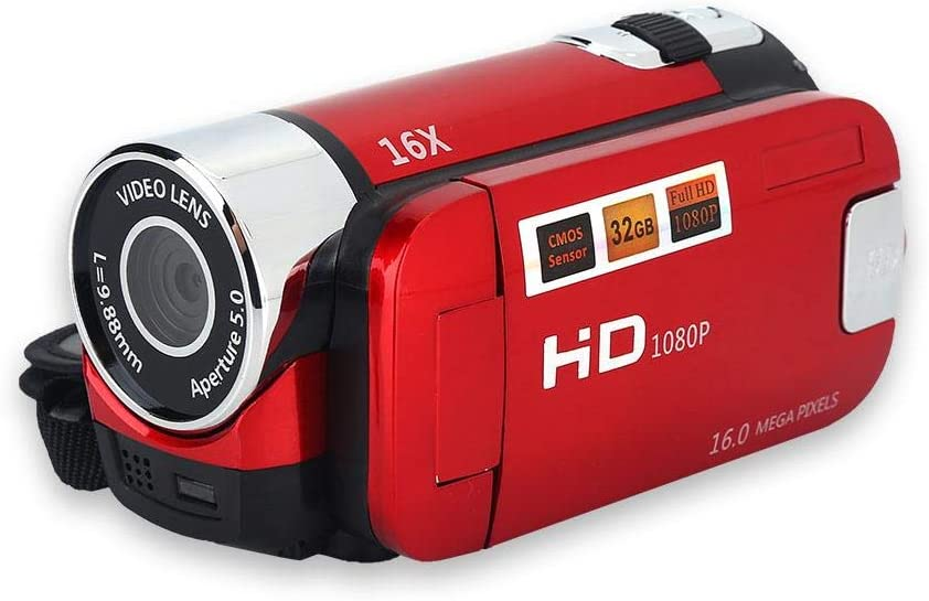 Daily bargain sale Socobeta 16X Full HD latest High Video Digital Camcor Definition Camera