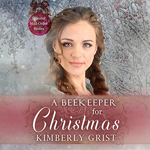 A Beekeeper for Christmas cover art