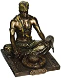 Veronese Bronzed Orunla God of Divination and Destiny Statue