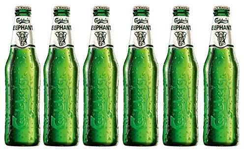 Carlsberg - Elephant 6er 7,5% Vol. - MW 0,33l inkl. Pfand