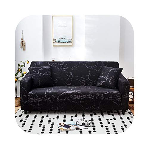 Onln 2021 Floral Sofa Covers for Living Room Elastic funda Sofa Sofa Slipcovers Sofa Towel Couch Cover fundas Sofas con Chaise Longue 1PC-Color 31-3-seater 190-230cm