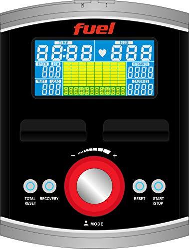 FUEL Fitness EC300 Crosstrainer - 4