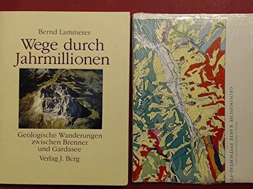 Wege durch Jahrmillionen: Geologische Wanderungen zwischen Brenner und Gardasee