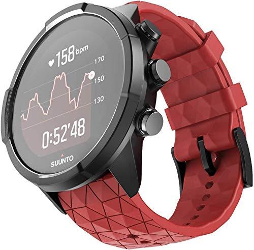 NotoCity Compatible con Correa Suunto 9 Spartan/Titanium/Smart Watch GPS/Suunto Spartan Sport Wrist...