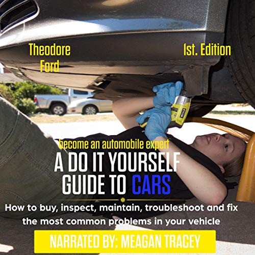 『A Do It Yourself Guide to Cars: Become an Automobile Expert (First Edition)』のカバーアート
