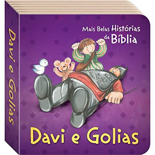 As Mais Belas Histórias da Bíblia: Davi e Golias