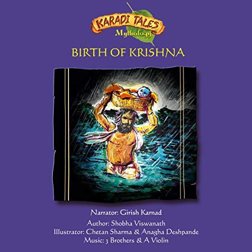 Birth of Krishna cover art