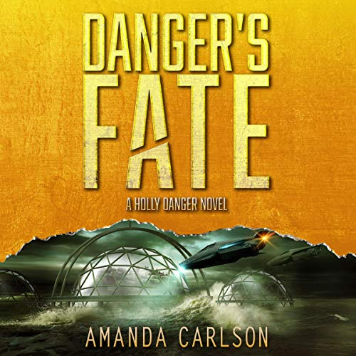 Danger's Fate audiobook cover art