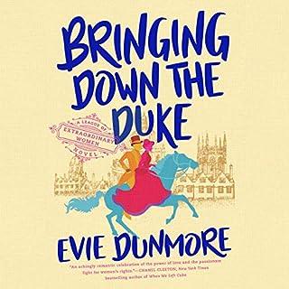 Bringing Down the Duke audiobook cover art