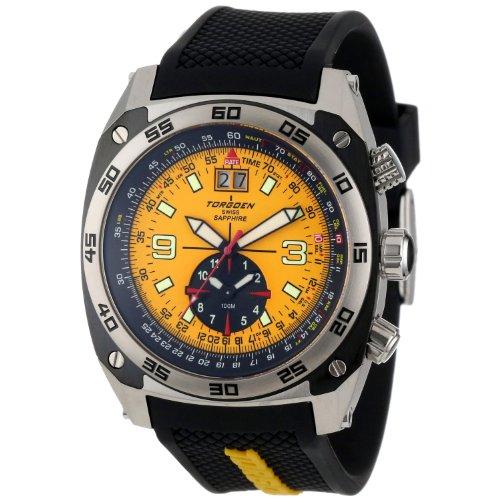 Torgoen Herren-Armbanduhr  Quarz T07302