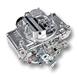Holley 0-80457S Model 4160 600 CFM Square Flange 4-Barrel Vacuum Secondary Electric Choke ...