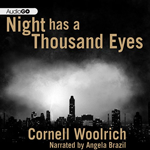 Night Has a Thousand Eyes audiobook cover art