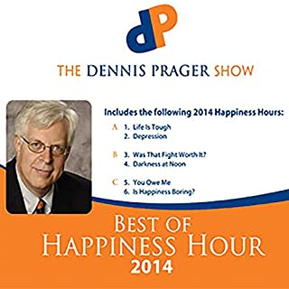 Best of Happiness Hour 2014 audiobook cover art