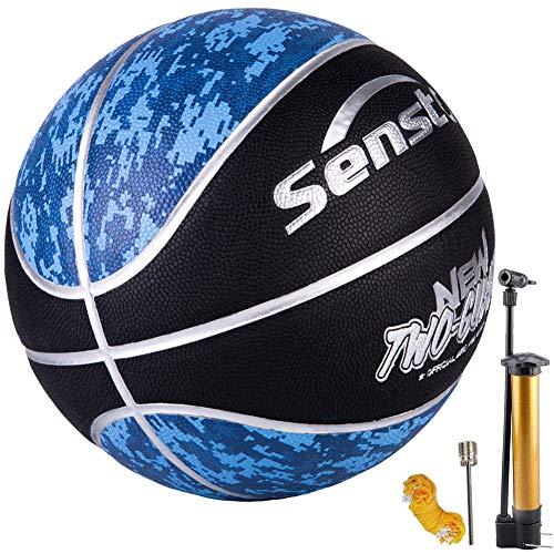 Senston Balon Baloncesto Interior/Exterior Balon Baloncesto
