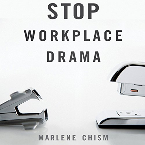 Stop Workplace Drama audiobook cover art