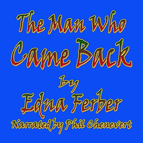 The Man Who Came Back audiobook cover art