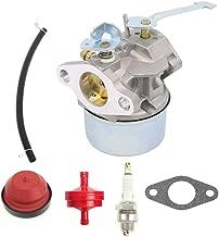 ANTO 640086A Carburetor for Tecumseh 632560A 632560 632641 640086 640098A HSK600 HSK635 TH098SA 3HP 2 Cycle Engine Toro CCR1000