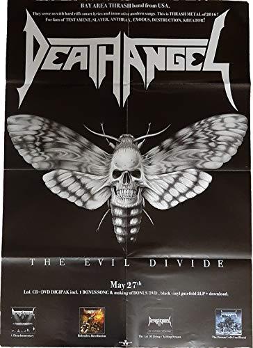 NF Death Angel - The Evil Divide Poster ca. 60x 85cm