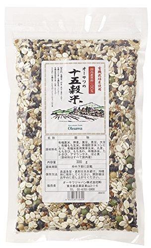オーサワジャパン 十五穀米 ×10セット
